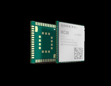 GSM/GPRS/GNSS BT4.0 MC20E