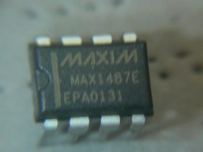 MAX1487EEPA MAXIM 0131 全新说球帝直播电脑版 8-DIP