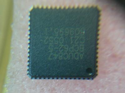 ADUC847BCP62-5 AD 56-VFQFN 全新说球帝直播电脑版 0552