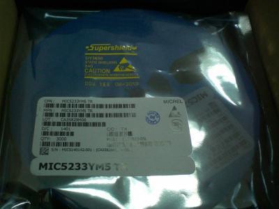 MIC5233YM5 MICREL SOT23-5 1401 全新说球帝直播电脑版