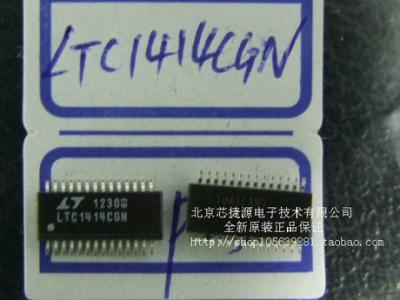 LTC1414CGN#PBF 模数转换器 28-SSOP 贴片 全新说球帝直播电脑版在线观看nba说球帝